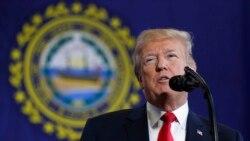 သမၼတ Trump ရဲ႕ မူးယစ္ေဆးဝါး တိုက္ဖ်က္ေရး