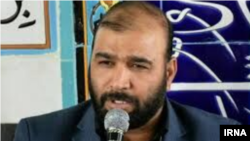 یوسف ارجونی، رئیس سازمان بسیج مداحان ایران