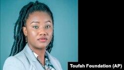 Toufah Jallow, militante des droits des femmes en Gambie.