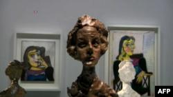 نمایشگاه جاکومتی و پیکاسو در قطر