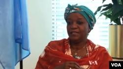 UN Envoy Zainab Hawa Bangura