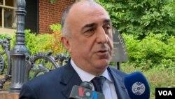 Elmar Məmmədyarov, Azərbaycan xarici işlər naziri