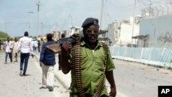 Militar somali (foto de arquivo)