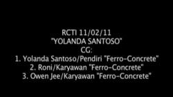 Yolanda Santoso, Penyedia Jasa Branding dan Motion Graphic - Liputan Feature VOA November 2011