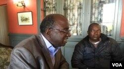 VaDouglas Mahiya vanotaura vakamiririra sangano rema War Veterans