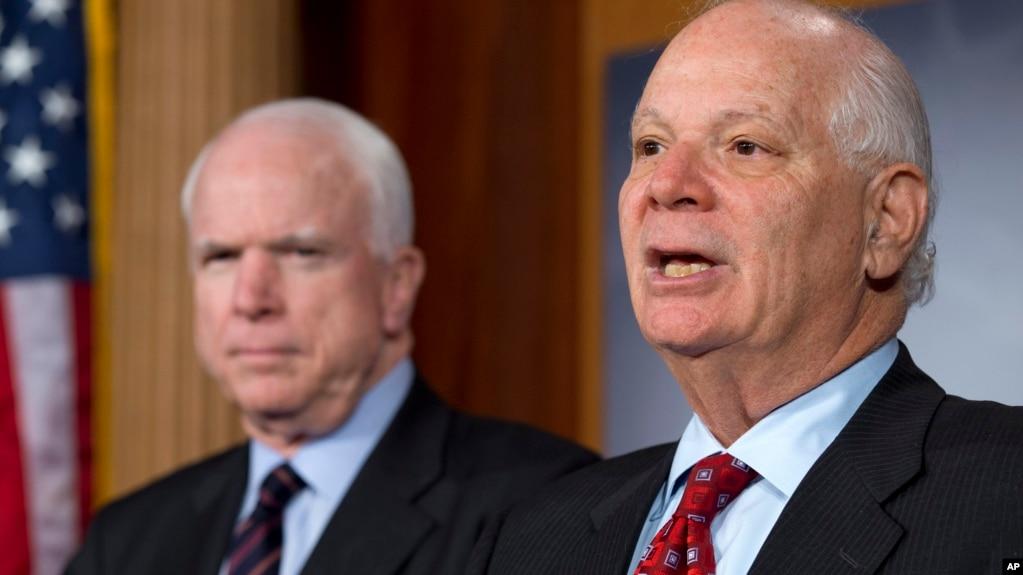 Маккейн обвинил Трампа вневыполнении антироссийский санкций