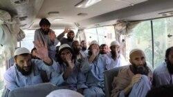 Environ 900 prisonniers talibans recouvrent la liberté en Afghanistan
