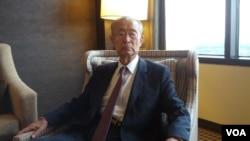 지난 2013년 7월 한국전 정전 협정 60주년을 맞아 미국 워싱턴을 방문한 백선엽 장군이 VOA와 인터뷰했다.