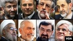İranda prezidentliyə namizədlər