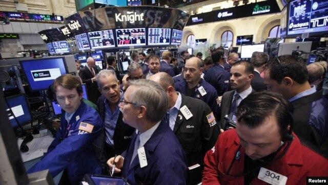 Luego de la intervención del presidente Obama, Wall Street mejoró la tendencia.