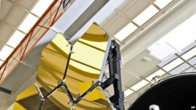 The first six flight-ready James Webb Space Telescope's primary mirror segments are prepped to begin final cryogenic testing at NASA's Marshall Space Flight Center in Huntsville, Alabama