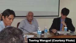 Seminar on Problems of Tibetan Refugees in Nepal