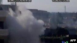 У Сирії стався вибух нафтопроводу