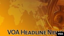VOA Headline News 12.00 WIB