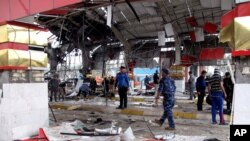 Suicide Bomber Kills at Least 45 in Iraq