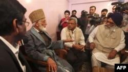 Kəşmirin separatçı lideri Hindistan hökumətinin planını rədd edib