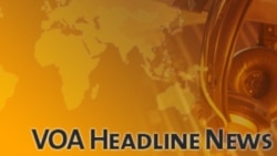 VOA Headline News 2100