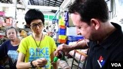 Bringing Sriracha Sauce to Si Racha, Thailand