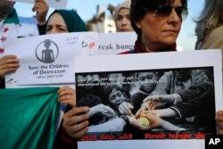 Các tổ chức nhân đạo yêu cầu các phe lâm chiến ở Syria để cho nhân viên cứu trợ được tự do hoạt động để giúp đỡ cho những người đang bị vây hãm.