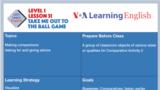 LLE1 Lesson 31-40