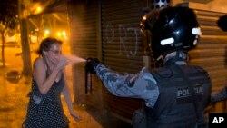 Protestos no Brasil - Segunda Semana