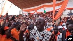 Burkina Faso Election Ex President's Hometown