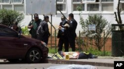 Periodista guatemalteco Daniel Tzoc relata suceso que implica al MS13