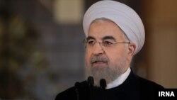 سخنرانی حسن روحانی رئیس جمهوری ایران در تهران به مناسبت حصول توافق جامع اتمی - ۲۳ تیر ۱۳۹۴