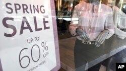 Los precios al consumidor en EE.UU. han registrado una leve alza en mayo según el Departamento de Trabajo.
