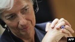 Bộ trưởng tài chính Pháp Christie Lagarde