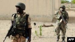 Sojojin Najeriya su na sintiri a kusa da wani sansanin kungiyar Boko Haram a Jihar Borno