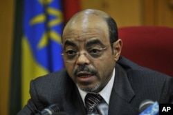 Meles Zenawi (archives)