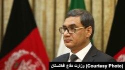 طارق شاه بهرامی، وزیر دفاع افغانستان