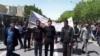 تظاهرات سهشنبه کشاورزان اصفهانی با شعار «مرگ بر دولت» به خاطر مشکل آب