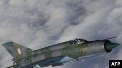 Máy bay MiG-21 do Liên Xô sản xuất từ những năm 60