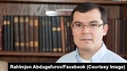 Rahimjon Abdug'ofurov, Emori universiteti (Emory University)