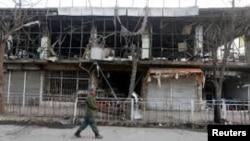 U.S. sees Haqqani network behind ambulance bombing in Kabul. (File)