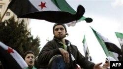 Rusya Şam'a Baskıya Karşı