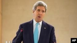Jon Kerri, Amerika bosh diplomati