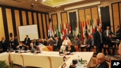تصمیم قطر مبنی بر فرستادن عساکر عرب به سوریه