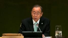 Ban Ki-moon, apel për mbrojtjen e ambjentit