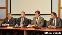 Potpisivanje ugovora predstavnika Vlade CG i Evropske banke za obnovu i razvoj o garancijama za kredit (gov.me)