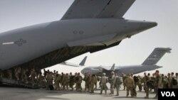 Afghanistan Troops Withdrawal