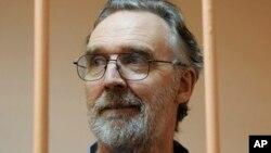Колин Рассел