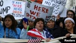 Protest protiv Donalda Trampa u Njujorku
