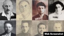 Stalin repressiyasının qurbanları