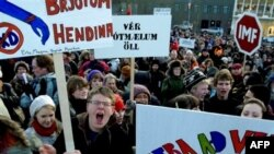 İzlandalılar Tazminat Ödemeyi Reddetti