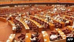 Phiên họp của Quốc hội Pakistan