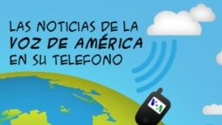 VOA Spanish on Mobile Phones in Latin America