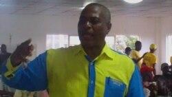 "1 de Jun 2018 AFS Abel Chivukuvuku: ""Sou transparente como água"""